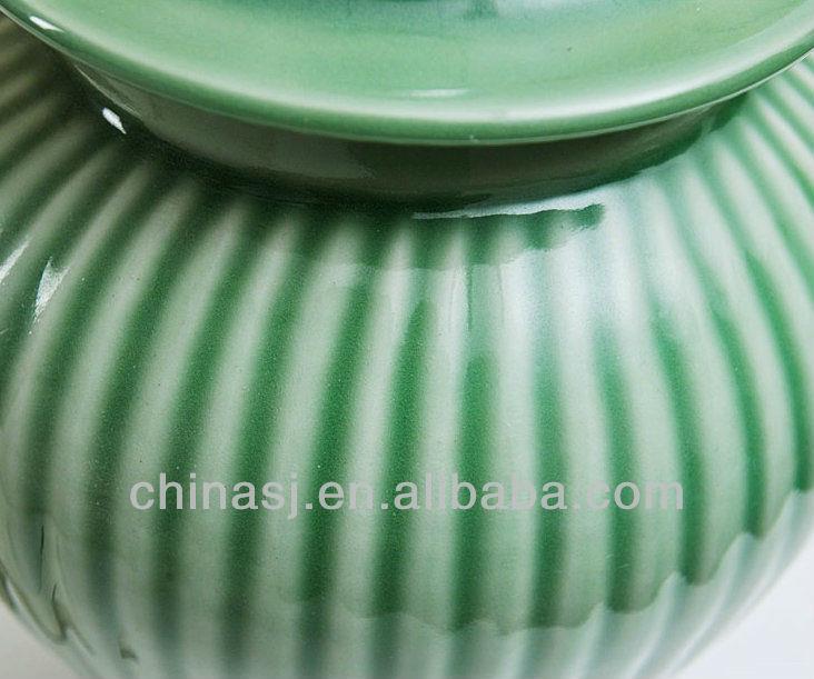 TYLP88 Plain Color Ceramic Table Lamp