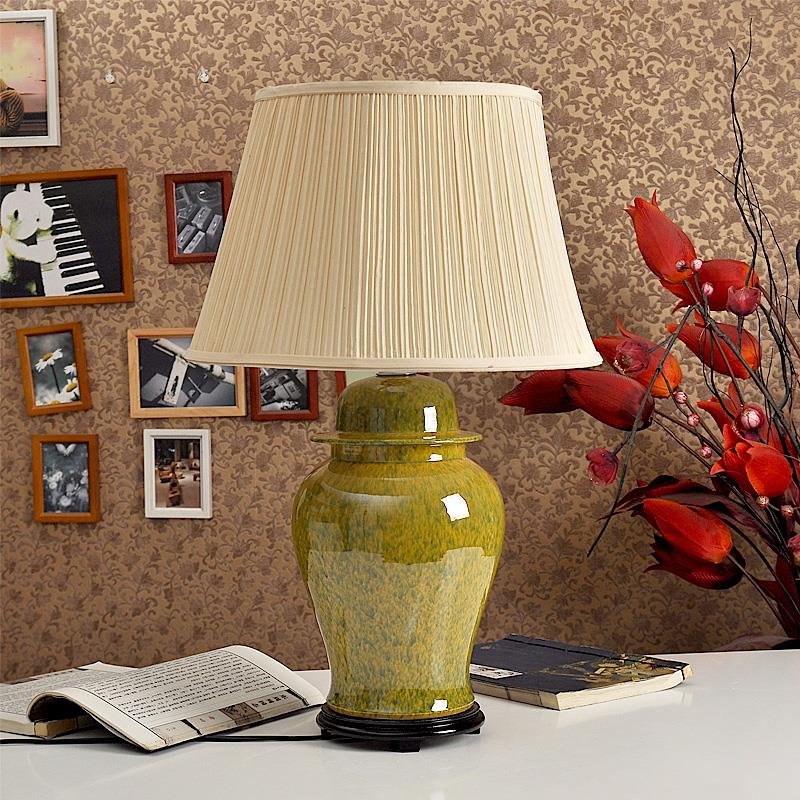 TYLP110High Quality Ceramic Table lamp