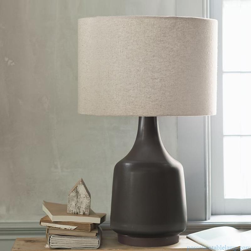 minimalist bedroom bedside lamp personality retro living room lamp